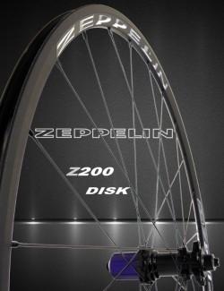 ZEPPELIN Z200 Disk