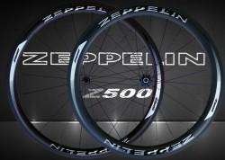 Ruote Bici da corsa Carbonio ZEPPELIN Z500