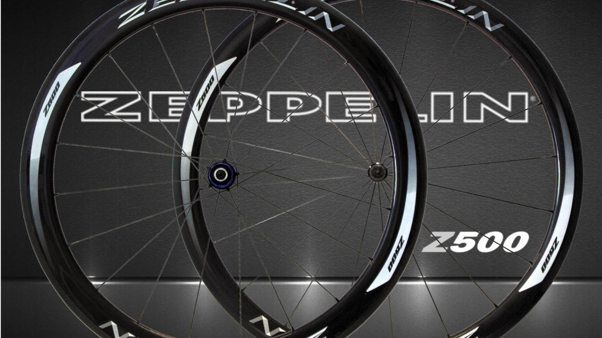 Ruote Carbonio ZEPPELIN Z500 Carbon