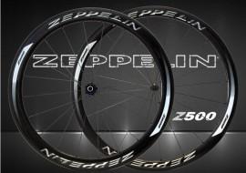 ZEPPELIN Z500 Carbon wheelset