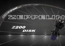 Ruote bici da Corsa per freni a disco ZEPPELIN Z200 Disk